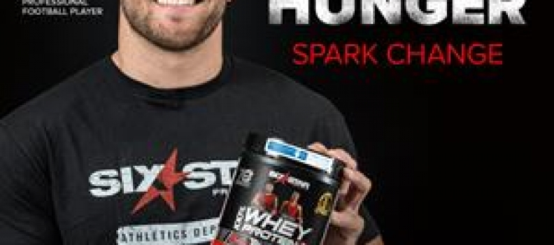 Six Star Pro Nutrition® to Bring Athletes and Philanthropy Together to Help Feeding America®