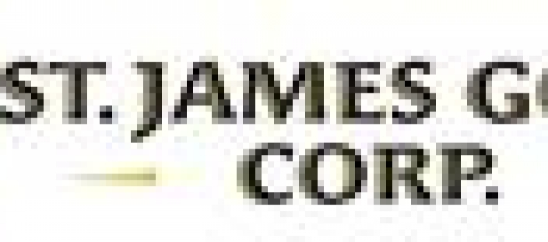 ST. JAMES GOLD CORP. ANNOUNCES APPOINTMENT OF CHIEF OPERATING OFFICER: TRADING IS REINSTATED ON THE OTCQB