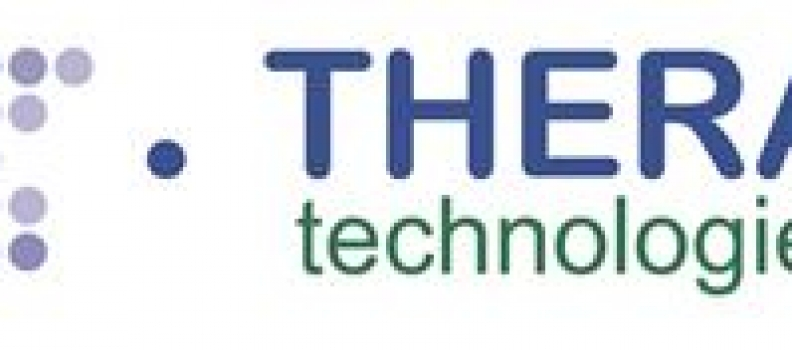 Theratechnologies to Announce Financial Results for Third Quarter 2020