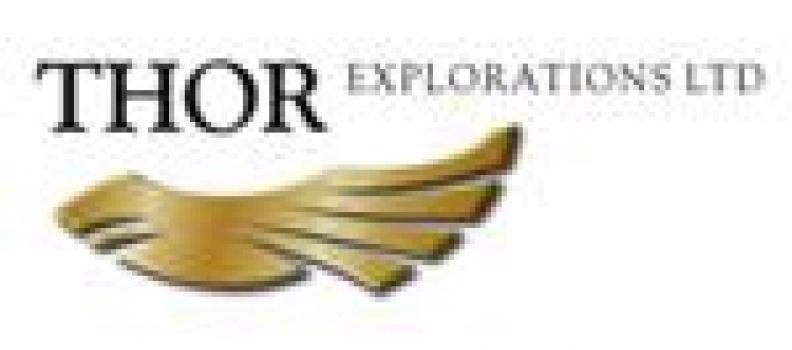Thor Explorations Announces Intention to Seek Admission to Trading on the AIM Market of the London Stock Exchange