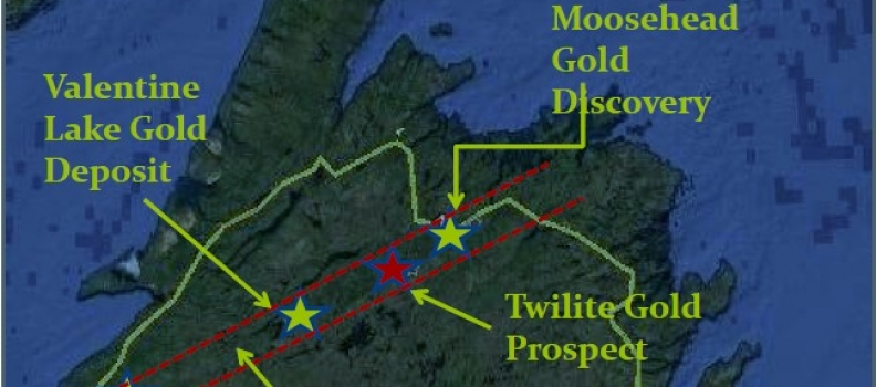 Trius to Acquire Drill-Ready Twilite Gold Project Near Moosehead Gold Project