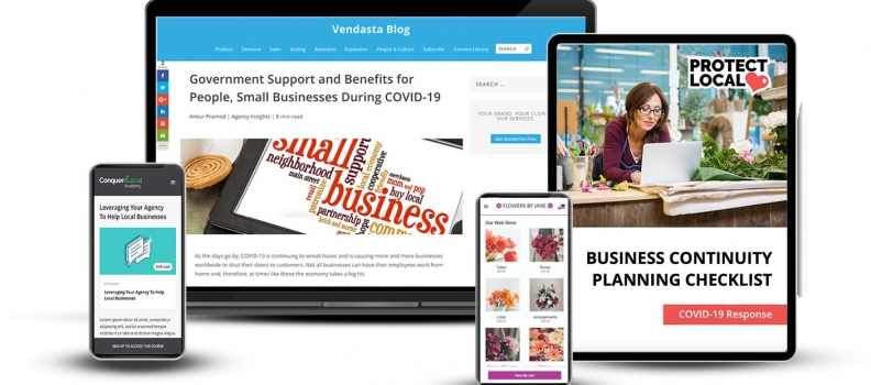 Vendasta launches Protect Local to help businesses during COVID-19 crisis