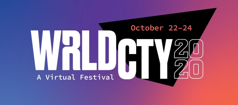 Welcome to WRLDCTY, the planet's largest virtual cities conference