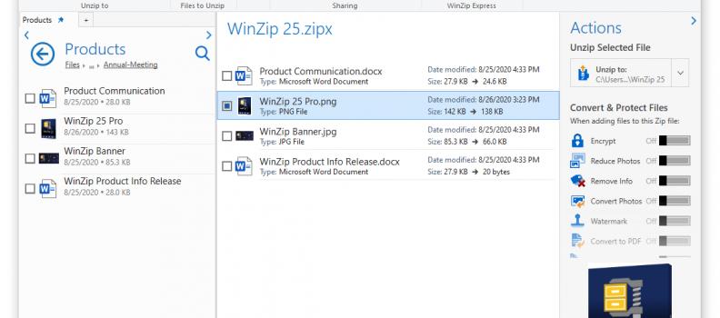 WinZip Introduces Microsoft Teams Integration, Enhances File Compression & PDF Capabilities