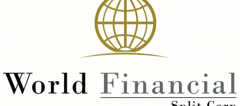 World Financial Split Corp. Declares Quarterly Preferred Share Distribution
